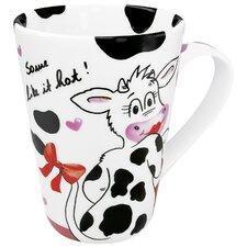 Animals Mrs. Latte Mac Chiato Mug (Set of 4)