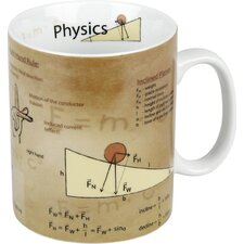 <strong>Konitz</strong> Gift for All Occassions Physics Mug (Set of 4)