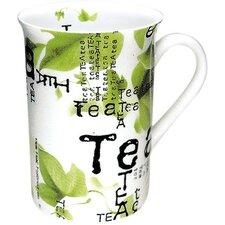Tea Collage Mug (Set of 4)
