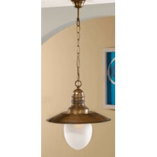 Nautic Ancora 1 Light Pendant