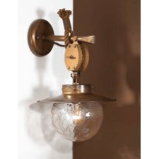 Nautic Cadernal 1 Light Wall Sconce