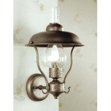 <strong>Lustrarte Lighting</strong> Rustik Mambo 1 Light Wall Sconce