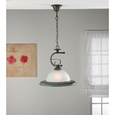 <strong>Lustrarte Lighting</strong> Rustik Rustik 1 Light Pendant