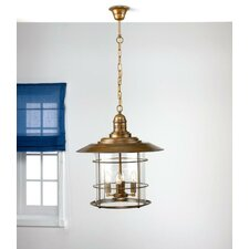 <strong>Lustrarte Lighting</strong> Nautic Ancora 4 Light Pendant
