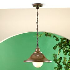 Charleston 1 Light Outdoor Pendant