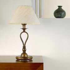 "Modern Dali 18.11"" H Table Lamp with Empire Shade"