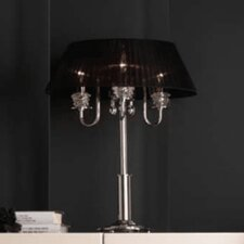 """Classic Class 16.54"""" H Table Lamp with Empire Shade"""