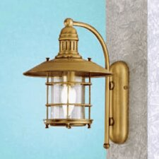 Nautic Ancora 1 Light Wall Sconce