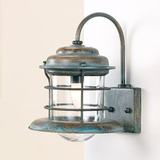 Nautic Caravela 1 Light Wall Sconce