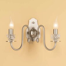 Classic Class 2 Light Wall Sconce