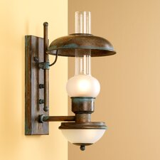 Rustik Farwest 1 Light Wall Sconce