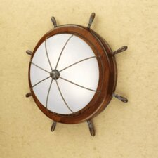 Nautic Leme Madeira 2 Light Wall Fixture / Flush Mount