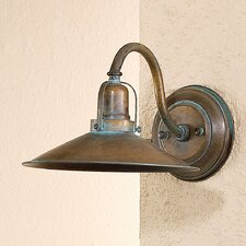 <strong>Lustrarte Lighting</strong> Rustic D'Avo 1 Light Wall Sconce