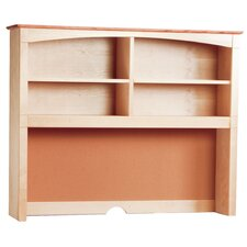 "<strong>Bolton Furniture</strong> Essex Large 42"" H x 52"" W Desk Hutch"