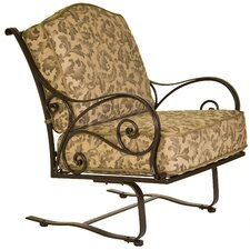 Ashbury Spring Base Club Chair with Cushion