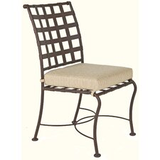 <strong>OW Lee</strong> Classico Dining Side Chair with Cushion