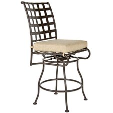 "Classico 27"" Barstool with Cushion"