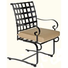 <strong>OW Lee</strong> Classico Dining Arm Chair with Cushion