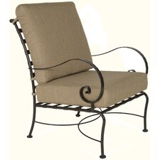 <strong>OW Lee</strong> Classico Club Chair with Cushion