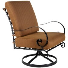 Classico Swivel Rocker Club Chair with Cushion
