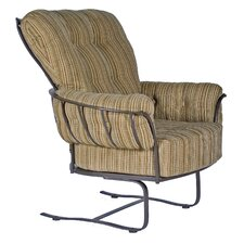 Monterra Spring Base Club Chair with Cushion