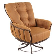 <strong>OW Lee</strong> Monterra Swivel Rocker Club Chair with Cushion