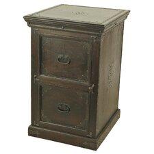 Wilbur 2 Drawer Filing Cabinet