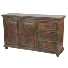 Historic 3 Drawer Buffet