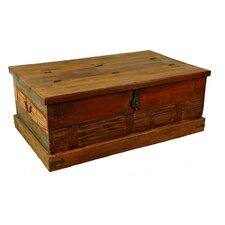 Beech Box Trunk Coffee Table