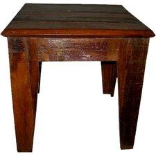 Beech End Table