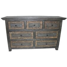 Urban 7 Drawer Dresser