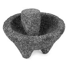 Lava Rock Molcajete