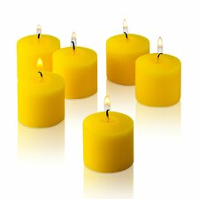 Citronella Votive Candles (Set of 72)