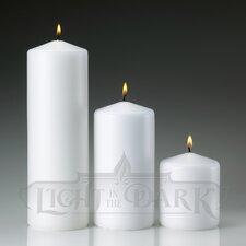 Pillar Candles (Set of 3)