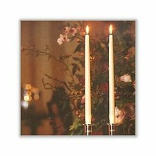Elegant Taper Candles (Set of 12)