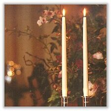 New Elegant Taper Candles (Set of 100)