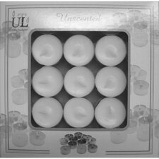 Unscented Tealight Candles (Set of 50)