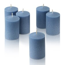 <strong>Light In the Dark</strong> Blue Ocean Breeze Scented Votive Candles (Set of 36)