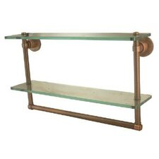 "<strong>Allied Brass</strong> Washington Square 16"" Bathroom Shelf"