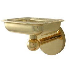 <strong>Allied Brass</strong> Skyline Soap Dish with Liner