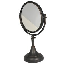 "Waverly Place 8"" Table Mirror 17-23-1/2"" H"