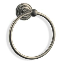 "<strong>Allied Brass</strong> Dottingham Single 6"" Towel Ring"