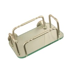 <strong>Allied Brass</strong> Universal Que New Wall Mounted Guest Towel Holder