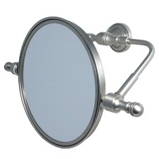 "<strong>Allied Brass</strong> Universal 8"" Swivel Mirror"