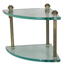 "<strong>Allied Brass</strong> Southbeach 8"" Bathroom Shelf"
