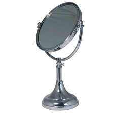 "<strong>Allied Brass</strong> Waverly Place 8"" Table Mirror 17-23-1/2"" H"