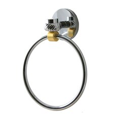 <strong>Allied Brass</strong> Continental Satellite Orbit One Towel Ring