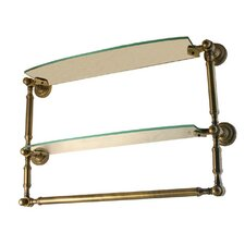 <strong>Allied Brass</strong> Dottingham Bathroom Shelf