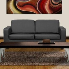 Box 3 Seater Sofa