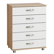 Regal 5 Drawer Chest